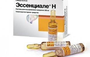 Лекарство для печени с алкоголем: побочные действия
